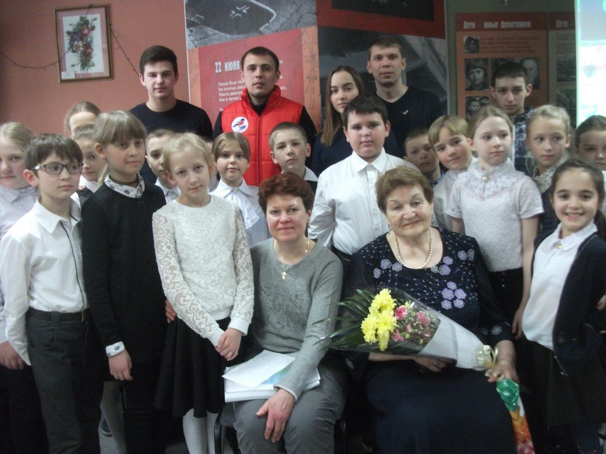 Максимова Марта Григорьевна