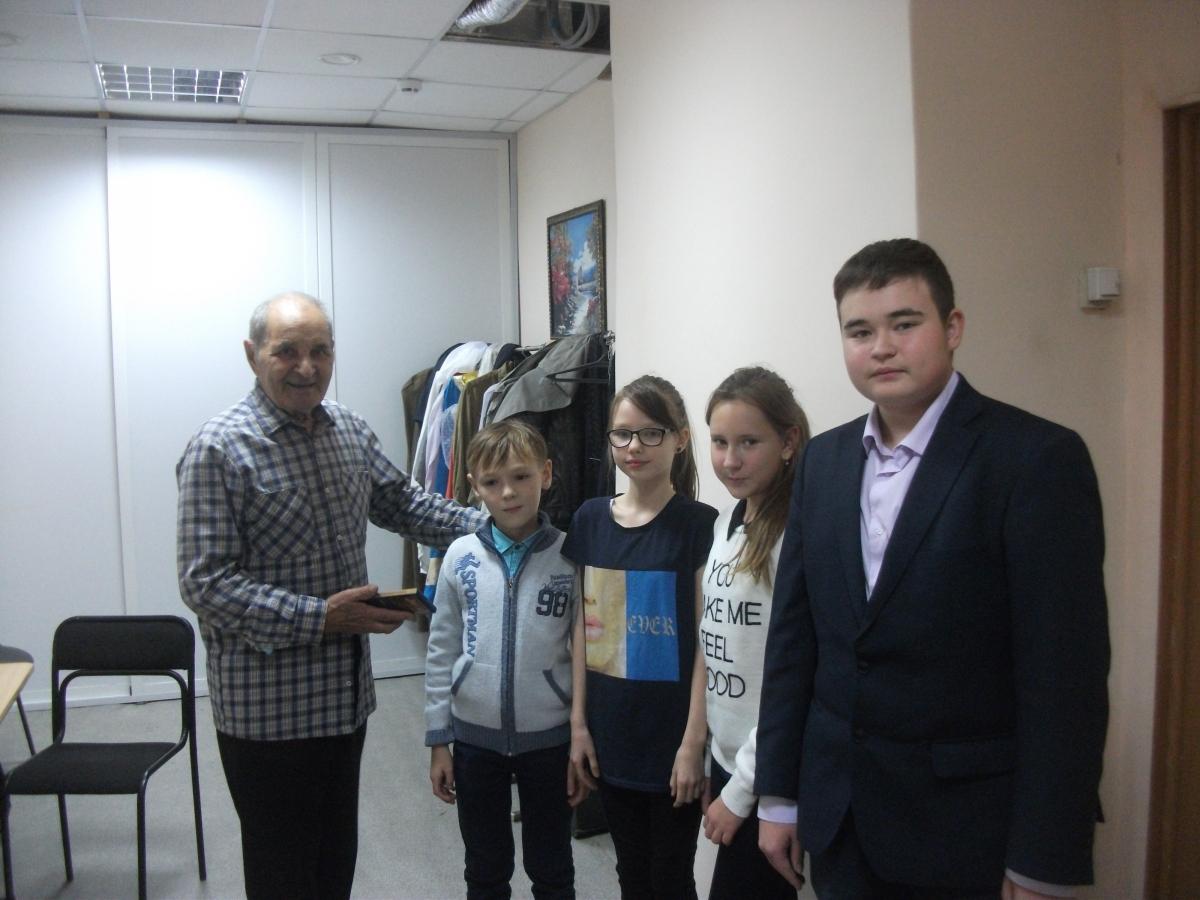 с Павлом Сиверовичем